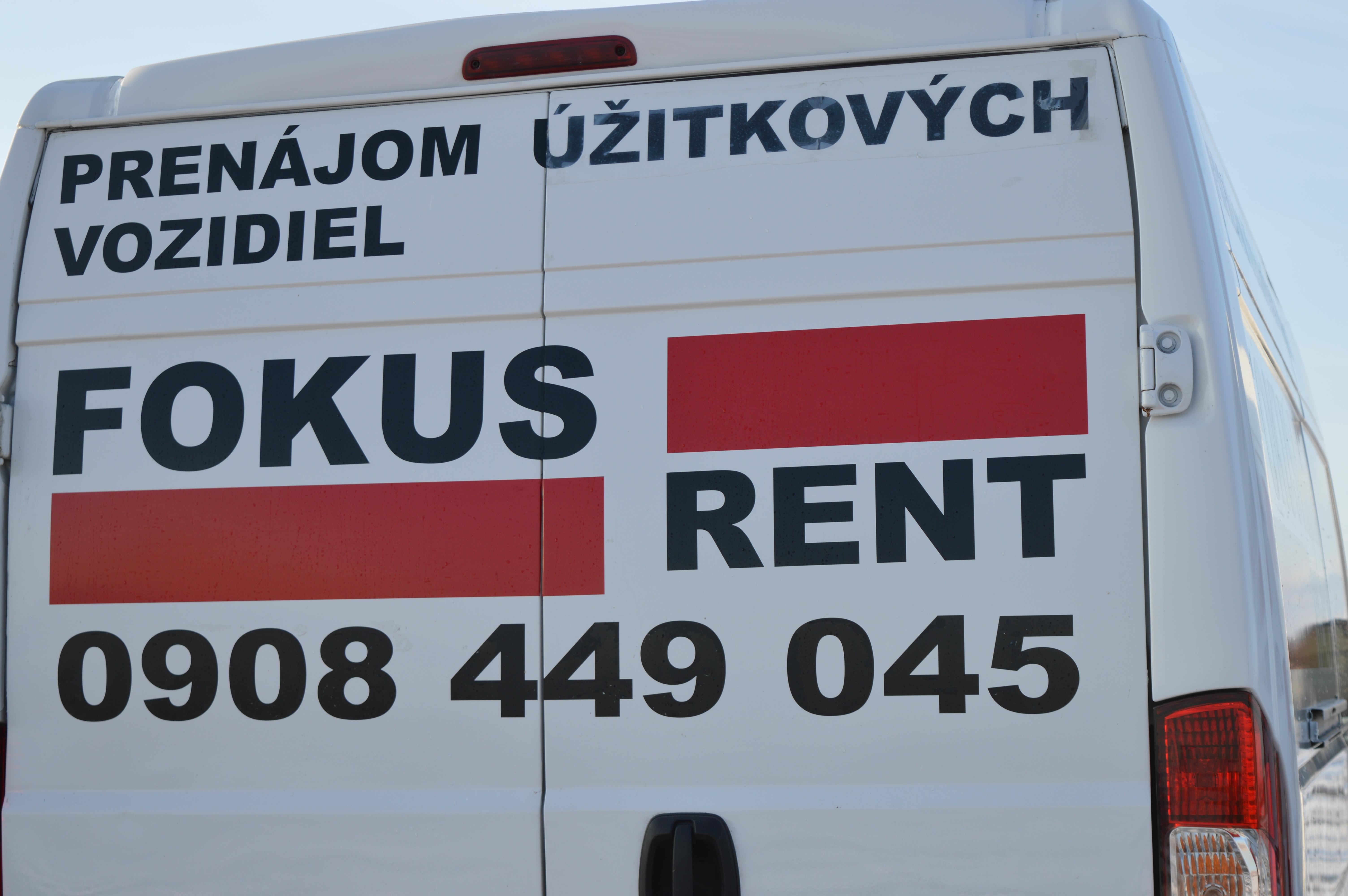 FOKUS RENT